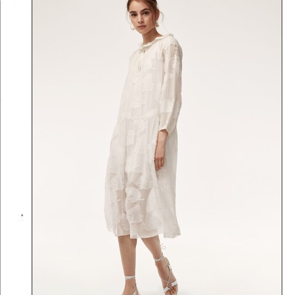 Aritzia Dresses & Skirts - ⭐️Aritzia Wilfred Dufour dress♥️Like new!!